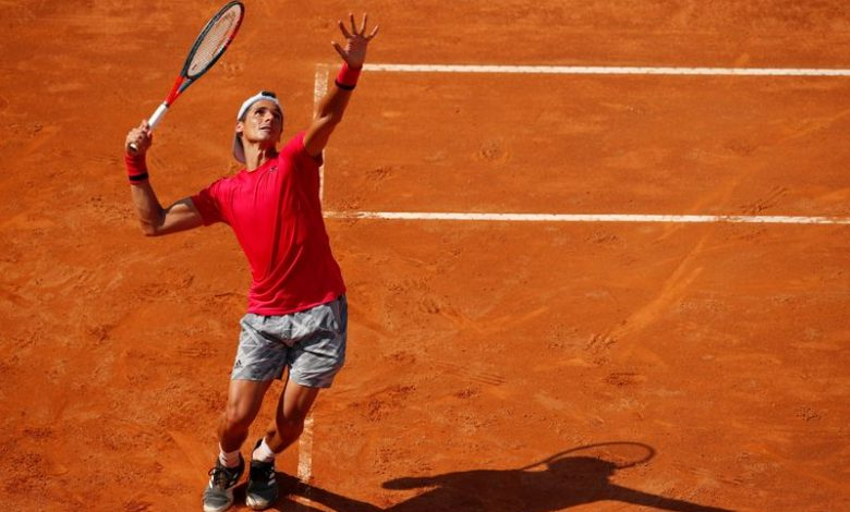 ATP roundup: Two Argentines reach quarterfinals at Cordoba